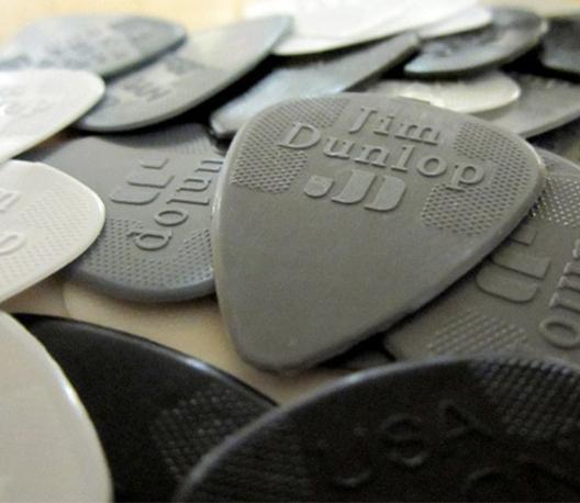 Dunlop Nylon Plectrums