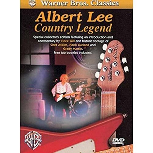 Albert Lee, Country Legend Instructie DVD OP=OP