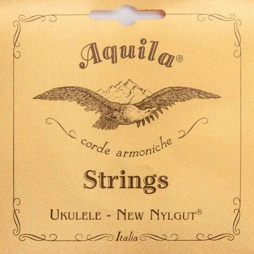 Aquila NN7U Nylgut Snaren voor Concert Ukulele (Hoge G)