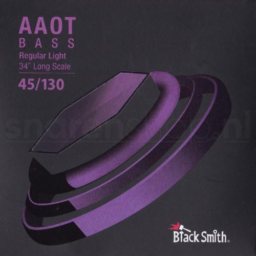 BlackSmith EEAB45130 Nickel Round Wound Bassnaren (45-130)