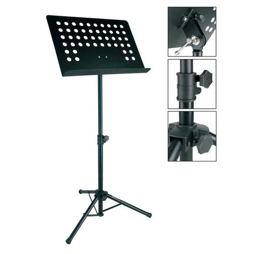 Boston OMS-302 Metalen Muzieklessenaar / Dirigentlessenaar