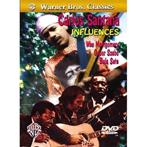 Carlos Santa Influences Instructie DVD OP=OP