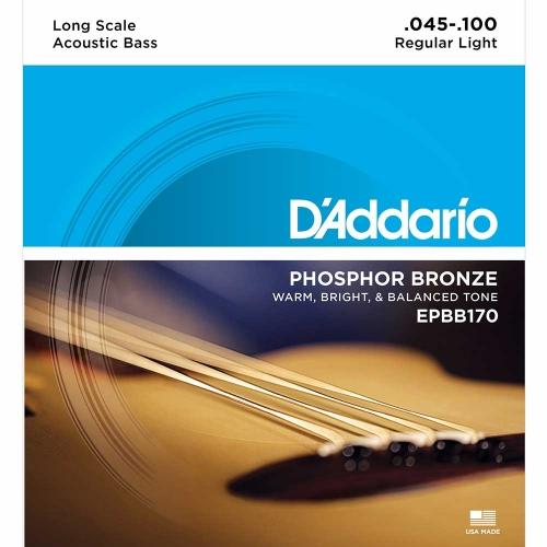 D'Addario EPBB170 Acoustic .045 -.100
