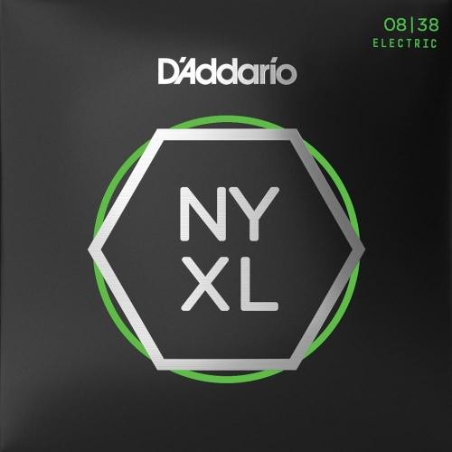 D'Addario NYXL0838 snaren