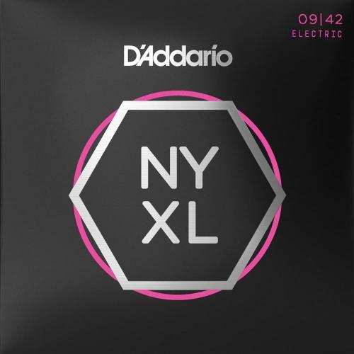 D'Addario NYXL0942 Elektrische Gitaarsnaren (9-42) Super Light