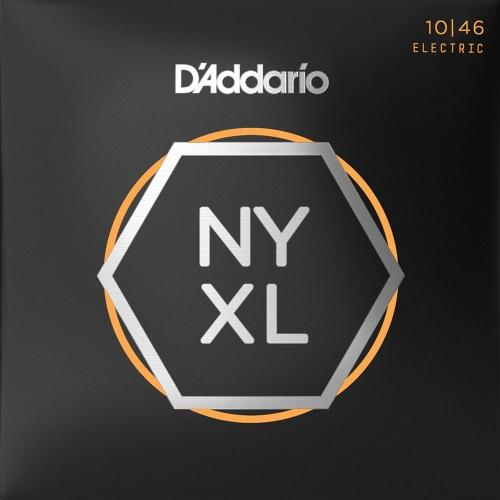 D'Addario NYXL1046 Elektrische Gitaarsnaren (10-46) Regular Light