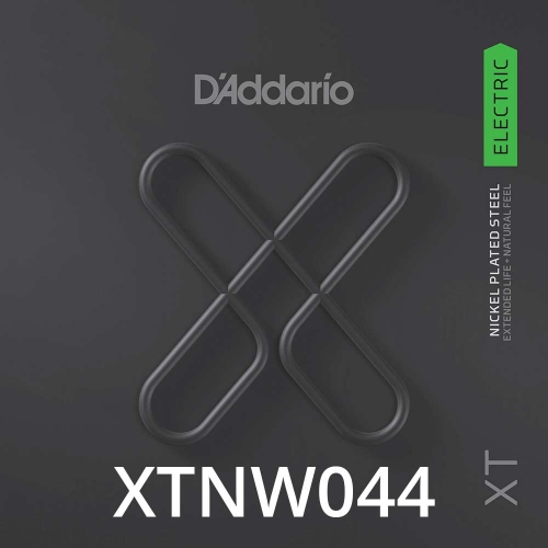 D'Addario XTNW044 XT Nickel Wound Losse Elektrische Snaar .044