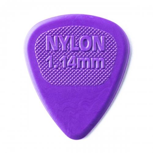 Dunlop Nylon Midi Plectrums 1.14mm - Per Stuk