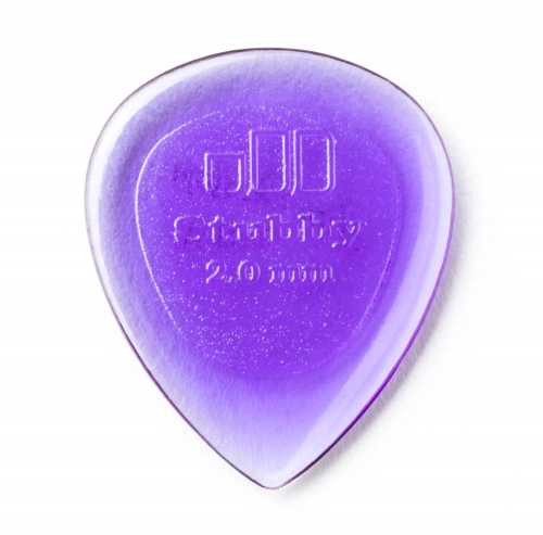 Dunlop Stubby 2.0 Jazz plectrum