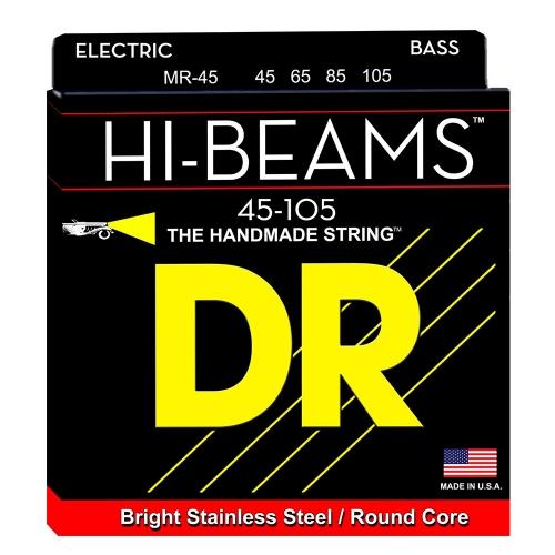 DR Strings MR45 Hi-Beam Bassnaren (45-105)