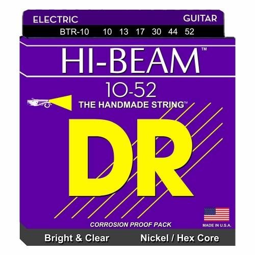 DR Strings BTR10 Hi-Beam Elektrische Snaren (10-52)