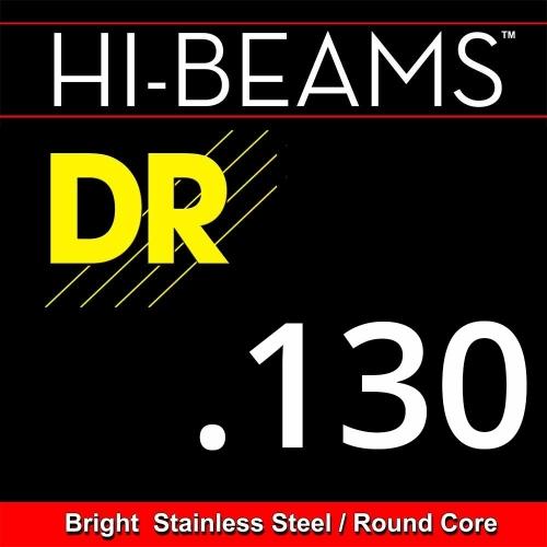 DR Strings HBBSH130 Hi-Beam .130 Losse Bassnaar