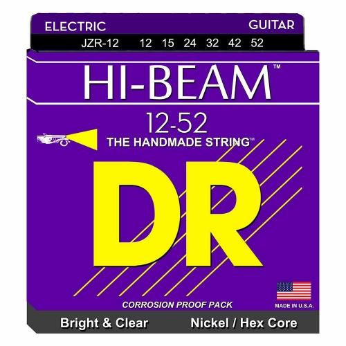 DR Strings JZR12 Hi-Beam Elektrische Snaren (12-52)