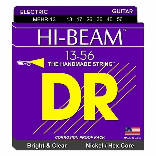 DR Strings MEHR13 Hi-Beam Elektrische Snaren (13-56)