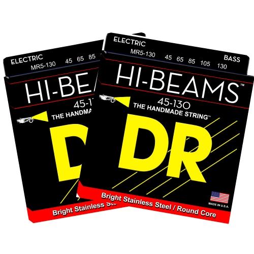 dr hi beam mr5-130 bassnaren duopack