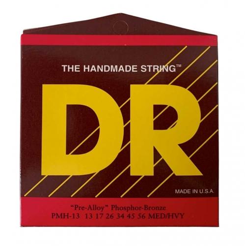 DR Strings PMH13 Pre-Alloy Akoestische Snaren (13-56) Phosphor Bronze - Aanbieding