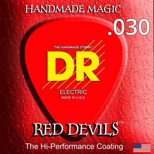 DR Strings RDB030 Red Devils Losse Bassnaar .030