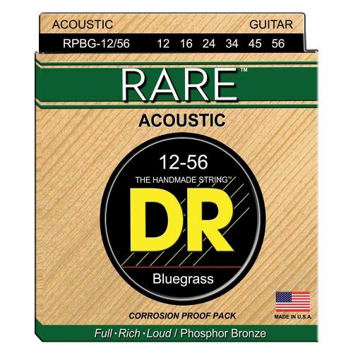 DR Strings RPBG12/56 Rare Akoestische Snaren (12-56)