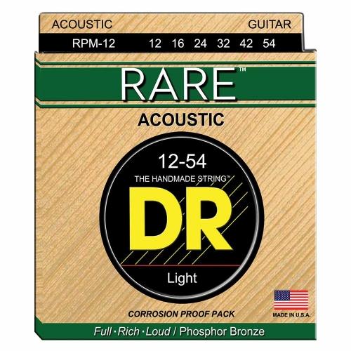 DR Strings RPM12 Rare Akoestische Snaren (12-54)