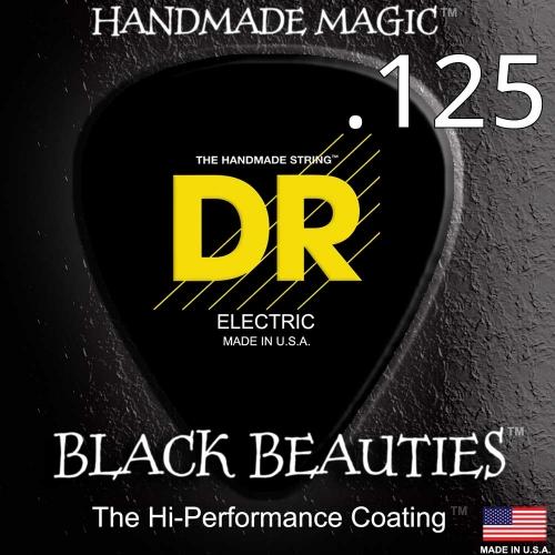 DR Strings XBBBKT125 Black Beauties Losse Bassnaar .125 Low B