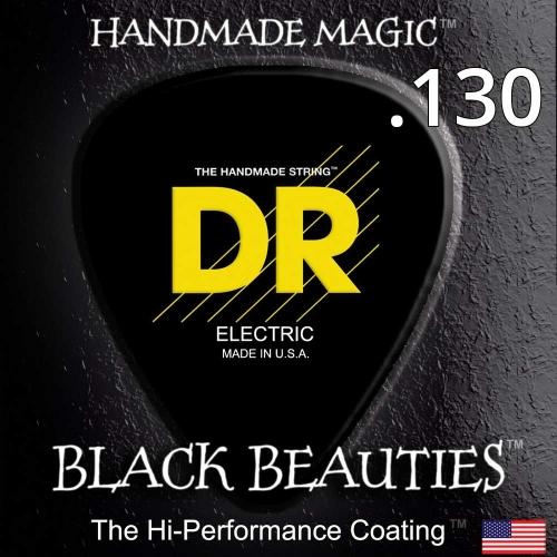 DR Strings XBBBKT130 Black Beauties Losse Bassnaar .130 Low B