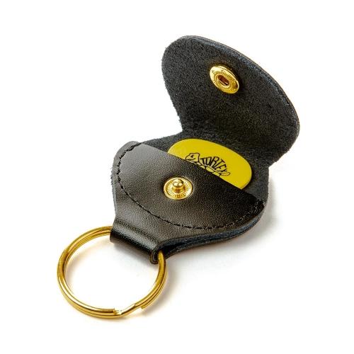 Dunlop 5200SI Picker's Pouch Sleutelhanger - Goud Logo