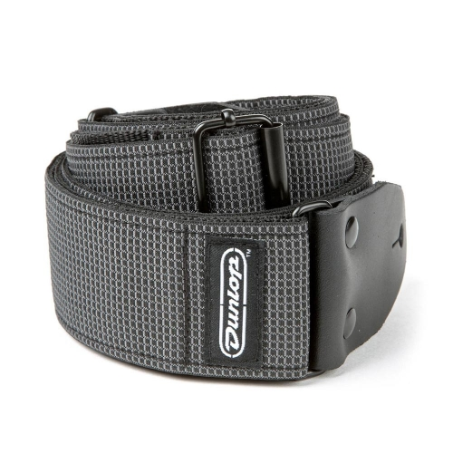 Dunlop D07-01RD Polystrap Gitaarband Rood