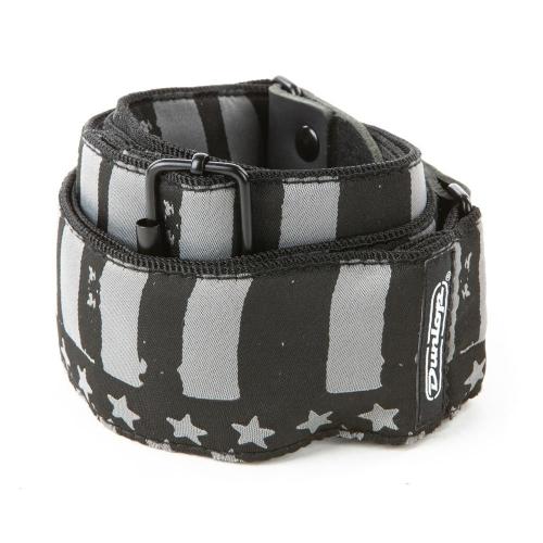 Dunlop D6713 Stars And Stripes Jacquard Gitaarband