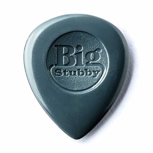 Dunlop Nylon Big Stubby Plectrum 3.0mm - Per Stuk
