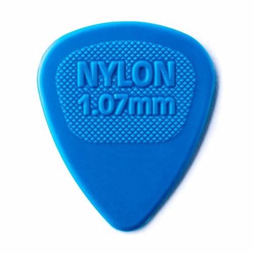 Dunlop Nylon Midi Plectrum 1.07mm - Per Stuk