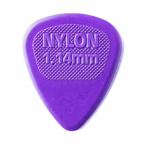 Dunlop Nylon Midi Plectrum 1.14mm - Per Stuk