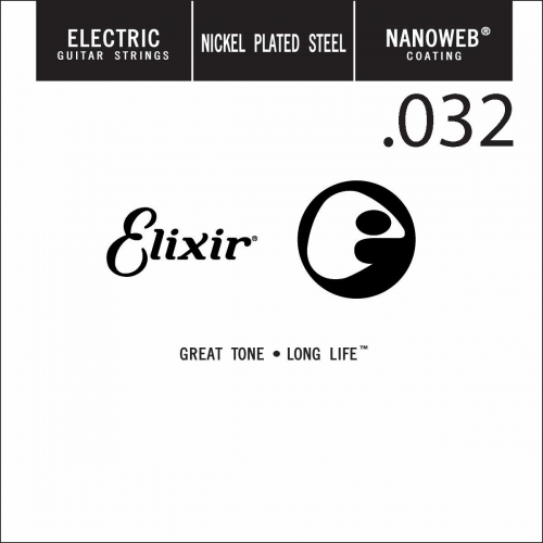 Elixir 15332 Nanoweb .032 Losse Bassnaar (6th)