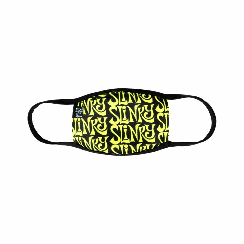 Ernie Ball 4905 Green Slinky Mondkapje voor Kinderen