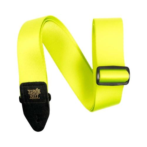 Ernie Ball 5320 Premium Gitaarband - Neon Geel