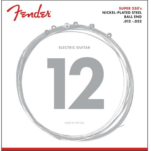 Fender 250H Snaren voor Elektrische Gitaar (12-52)