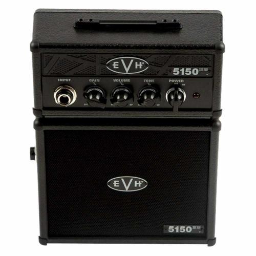 Fender EVH 5150 Micro Stack Mini Gitaarversterker Stealth Black 0221005100