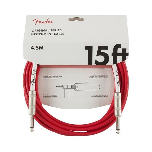 Fender Gitaarkabel Professional Series 3 Meter - Rechte/Rechte Plug