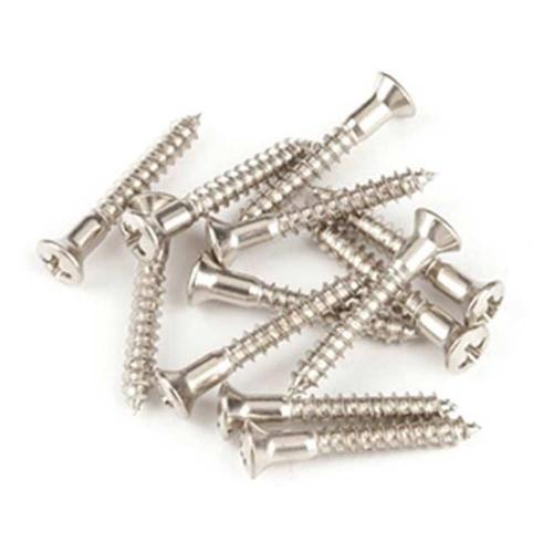 Fender Strap Button / Strap Pin Montage Schroeven (12 stuks) 0016188049