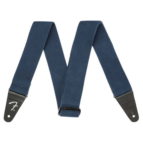 Fender SuperSoft Gitaarband Blauw 0990642073