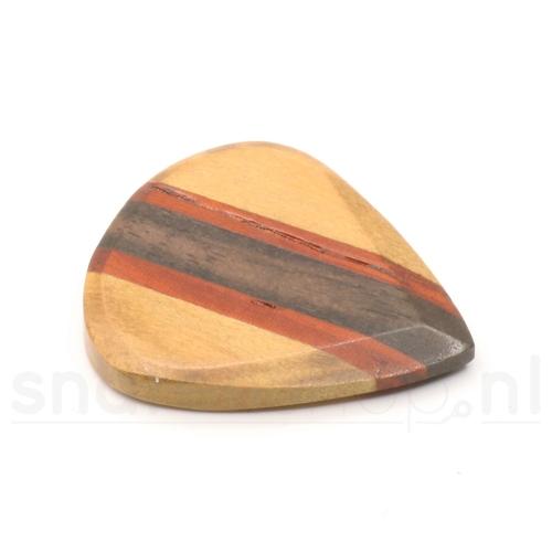 GaiaPicks GP010B Joint Wood Jazz Plectrum