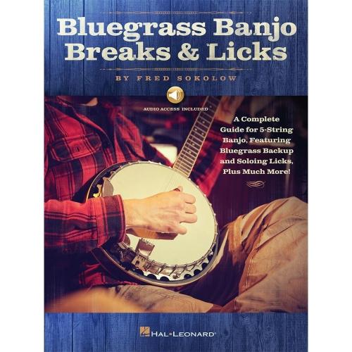 Hal Leonard Bluegrass Banjo Breaks & Licks