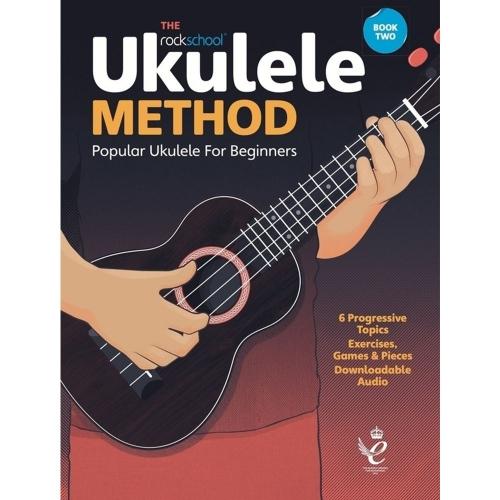 Hal Leonard Rockschool Ukulele Methode Deel 2