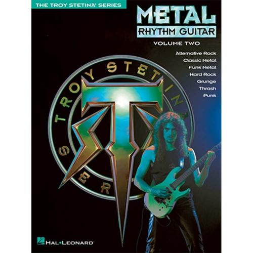 Hal Leonard Metal Rhythm Guitar Volume 2 Gitaarboek + CD