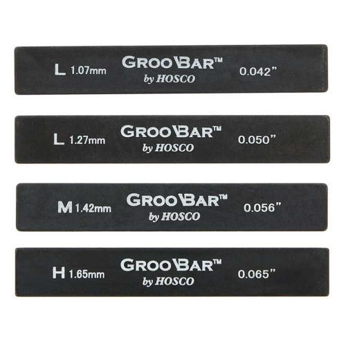 Hosco Japan GB4 Groobar - Topkam Groef Diepte Hulpmiddel