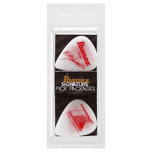 Ibanez B1000KLWH Kiko Loureiro Signature 1.2mm Plectrum 6-Pack - Wit