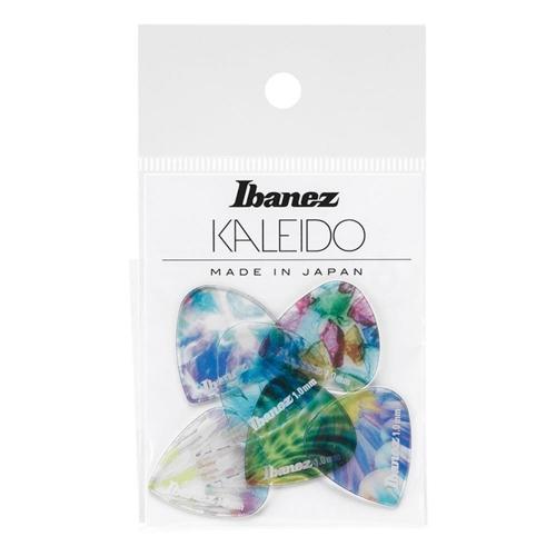 Ibanez PCP16H-C2 Kaleido Jazz III 1.0mm Plectrum 6-Pack