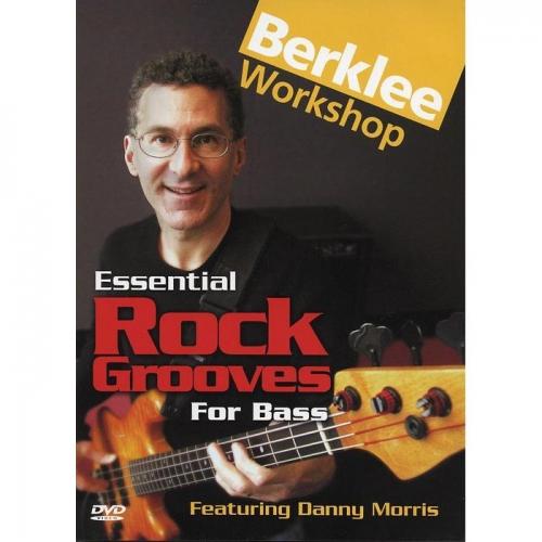 DVD Berklee Workshop, Rock Grooves for Bass