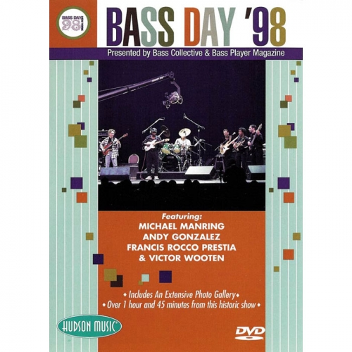 DVD Bass Day 1998