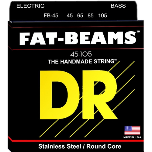 DR FB45 Fat Beams Bassnaren (45-105)