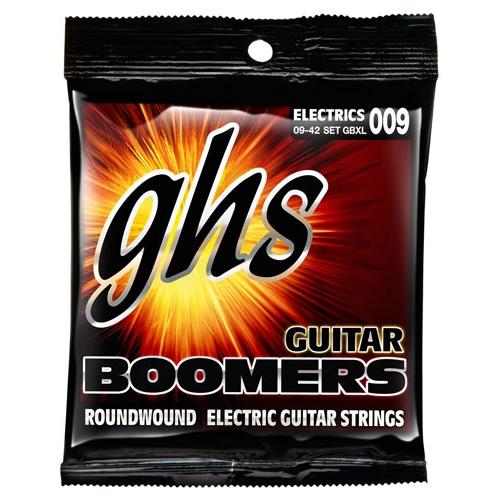 GHS Boomers GBXL Gitaarsnaren .009 - .042